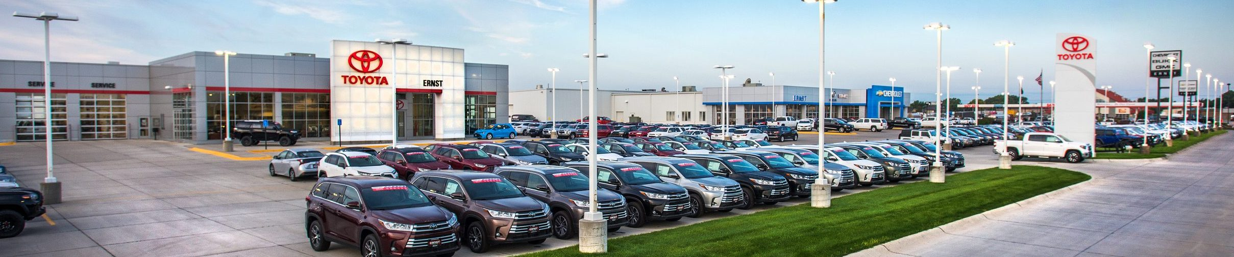 Ernst Auto Group Dealerships