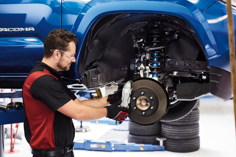 Ernst Auto Group Technician