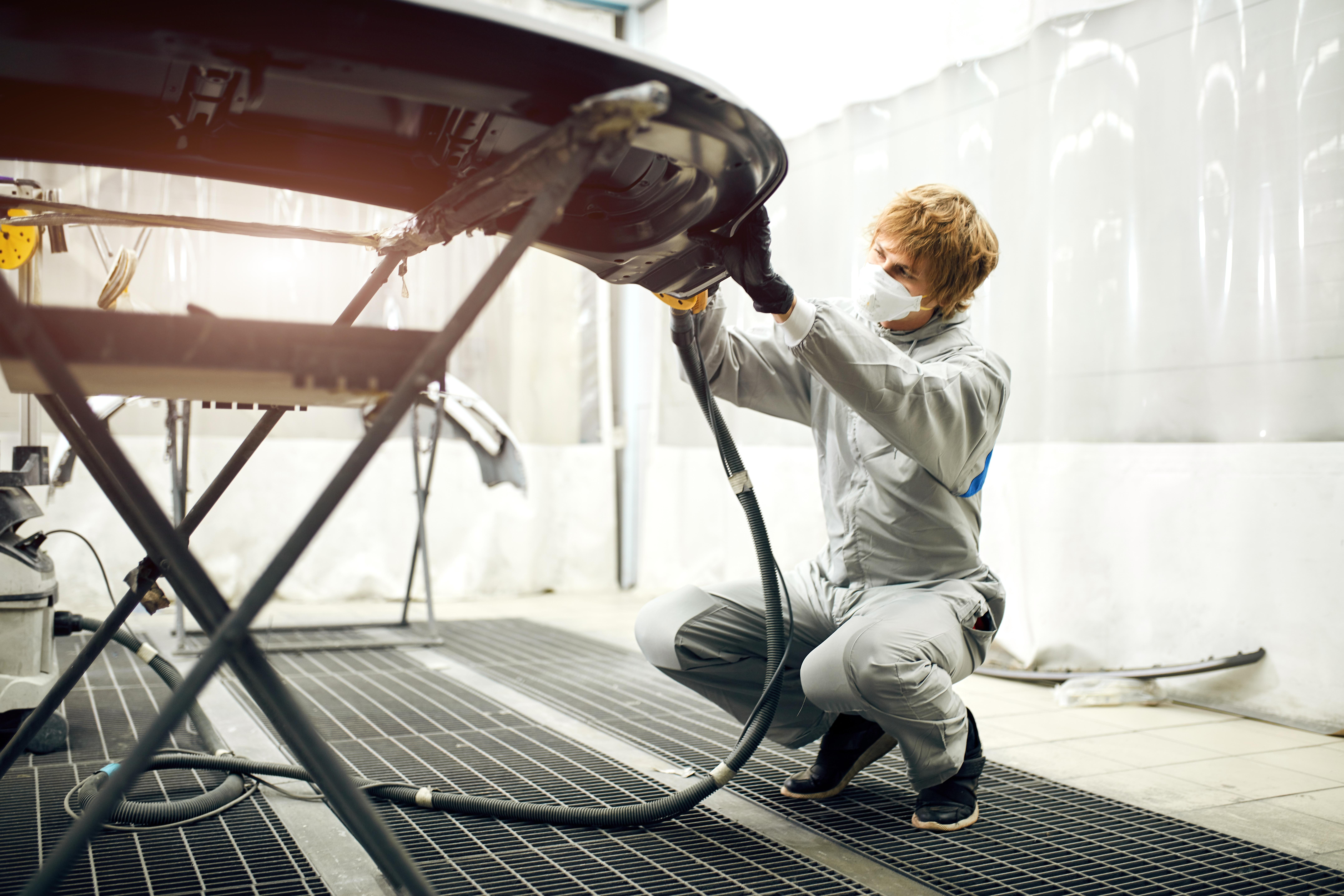 Ernst Auto Group Auto Body Technician