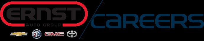 Ernst Auto Group Careers Logo