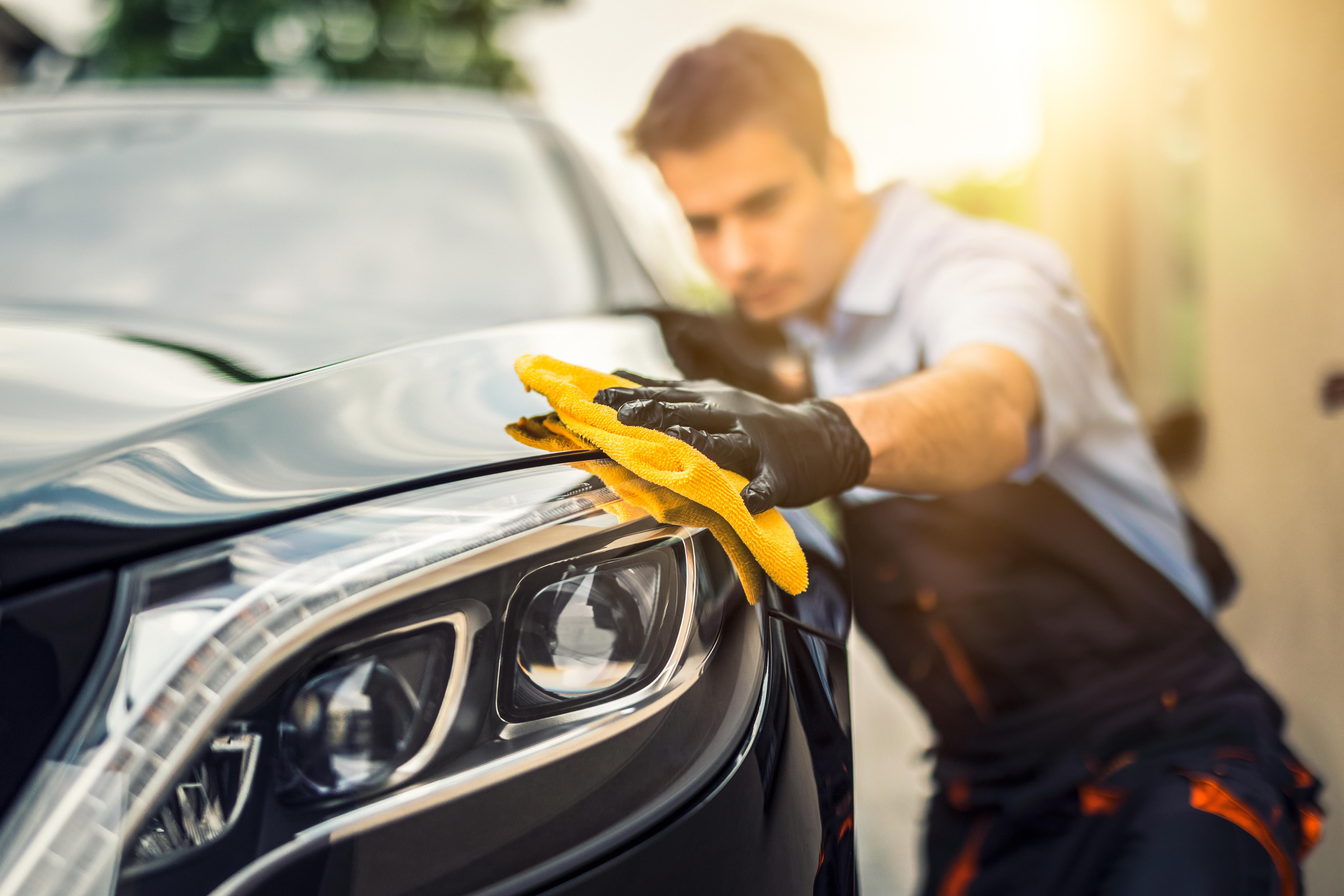Ernst Auto Group Detail Technician
