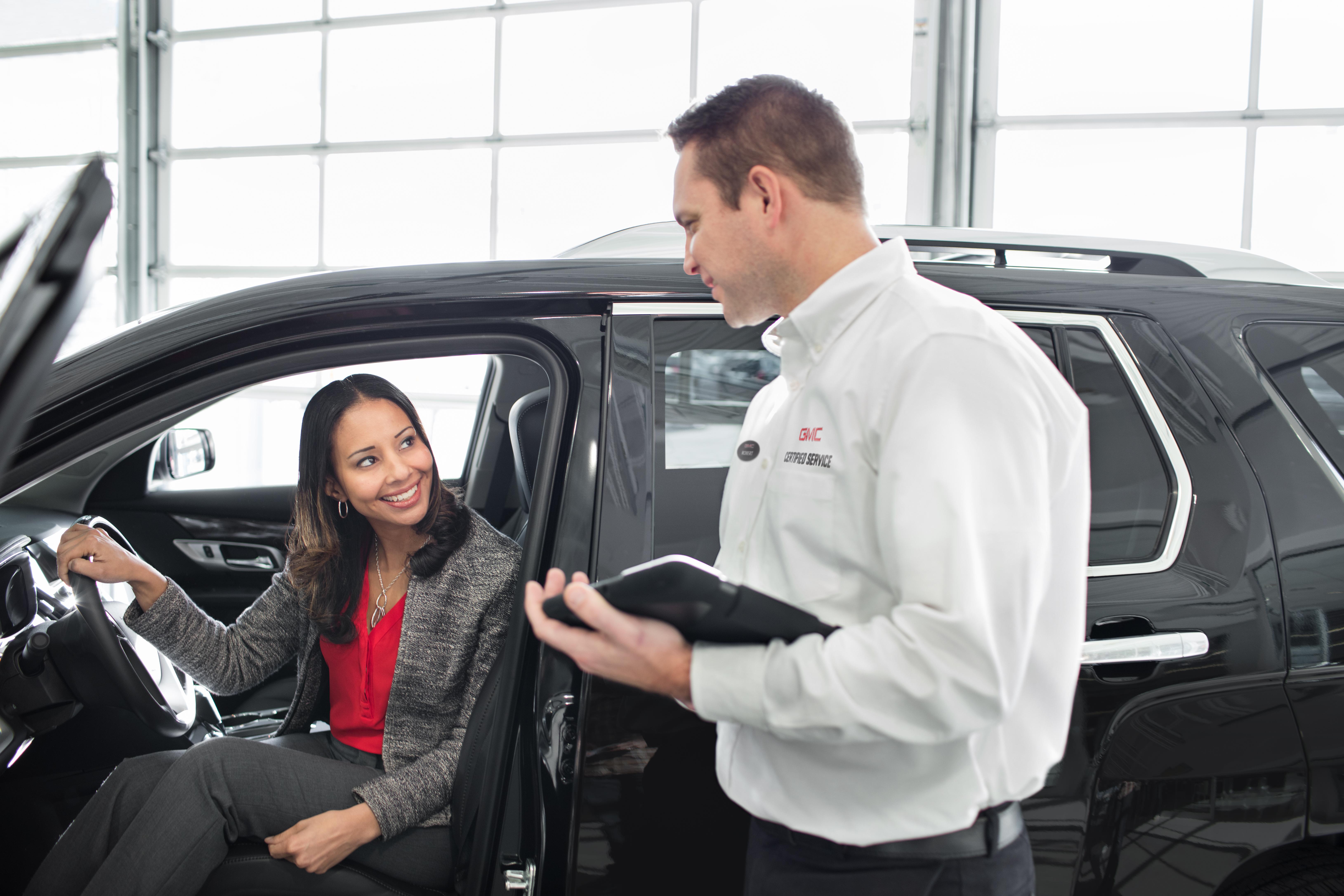 Ernst Auto Group Service Advisors