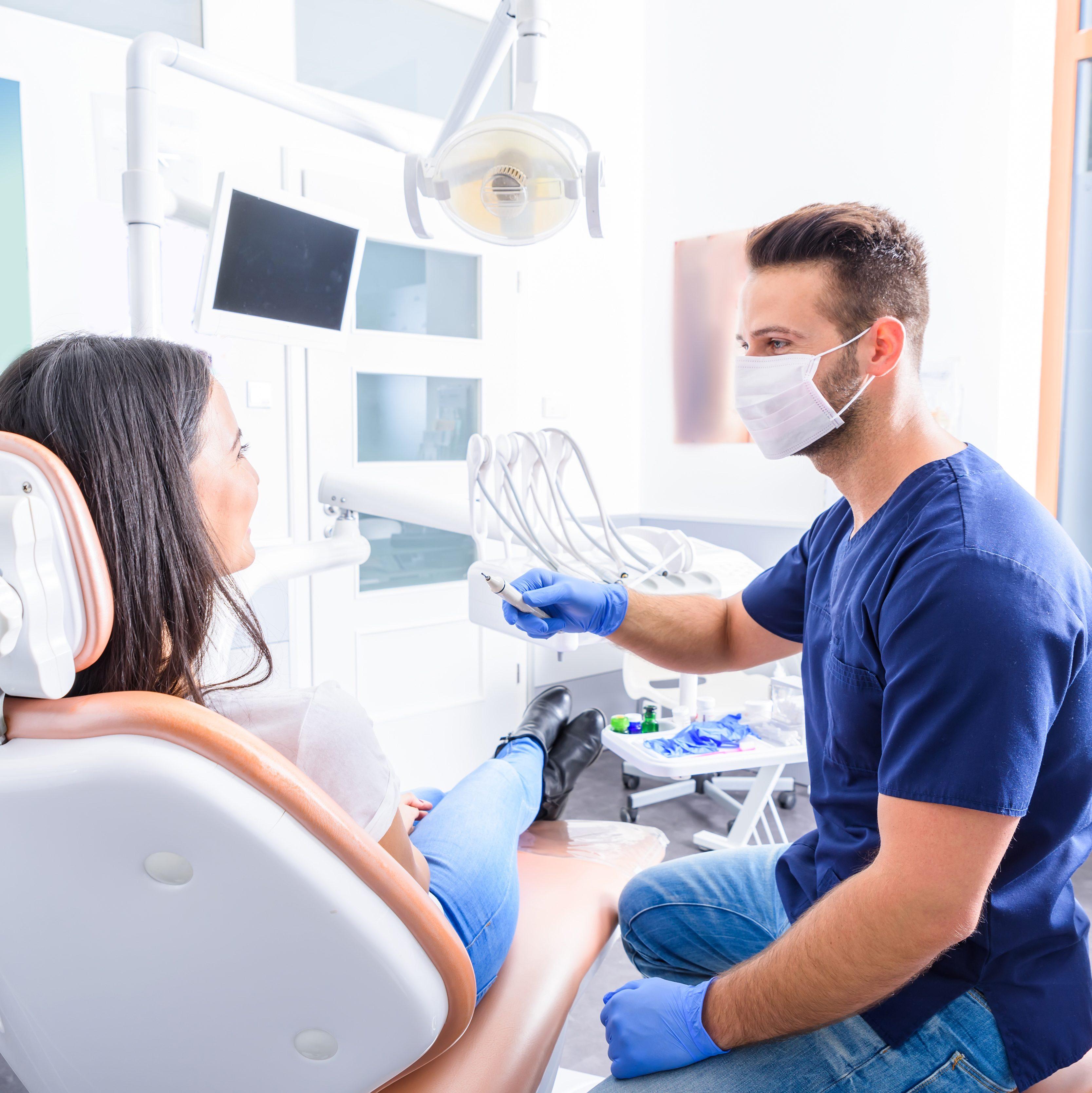 Ernst Auto provides dental care coverage